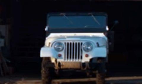 Най-въздействащата автомобилна реклама на Jeep за годината (ВИДЕО)