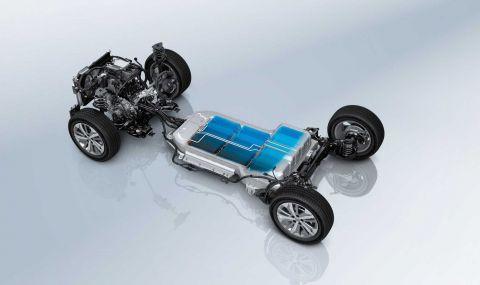 Peugeot представи електрическия Rifter - 3