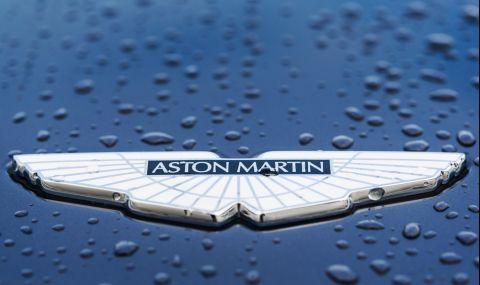 Aston Martin също минава на ток