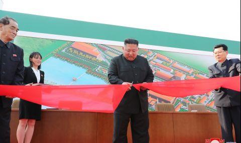 Ким Чен Ун хвърли ръкавицата на Байдън