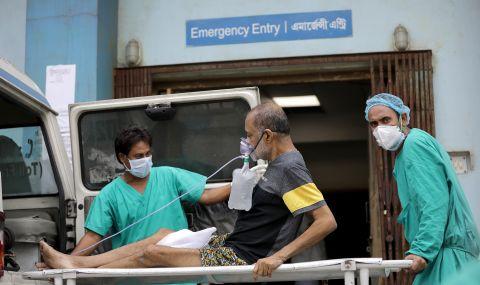 САЩ обещаха на Индия спешна помощ