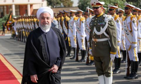 Иран: Където стъпят САЩ, тероризмът никне