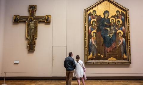 Жена държала над котлона си картина за €6 милиона