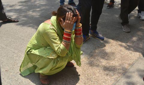 Коронавирус в Индия: най-лошото тепърва предстои