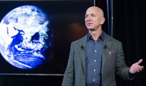 Джеф Безос измести Илон Мъск като най-богатият човек в света