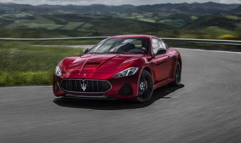 Какво е общото между Maserati GranTurismo и Peugeot 207