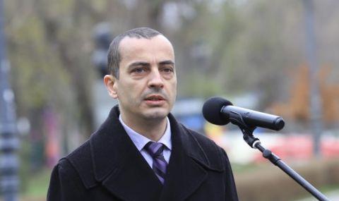 Доц. Тодор Чобанов: Сам подадох оставка