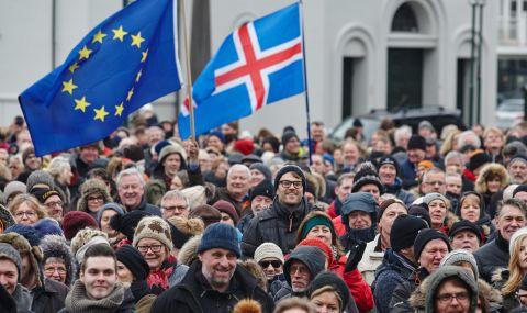 Мъжете са мнозинство в парламента на Исландия - 1