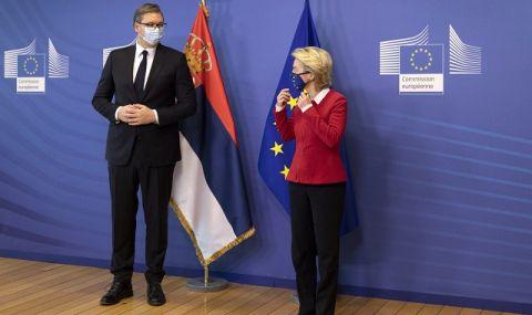 Вучич: Няма друга алтернатива за Сърбия освен... - 1