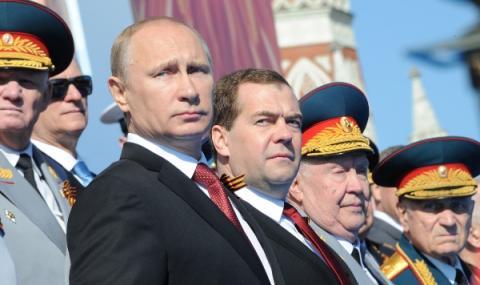 Русия настоява за Парада на победата