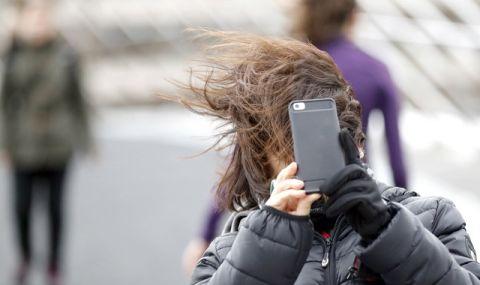 Жълт код за бурен вятър в цяла България