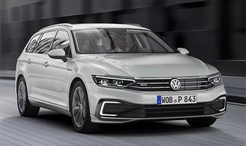 VW Passat е най-продаваната кола в средния клас за всички времена