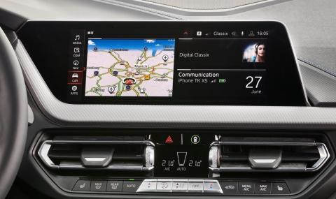 ADAC: BMW, Mercedes и Audi имат най-добрите мултимедийни системи