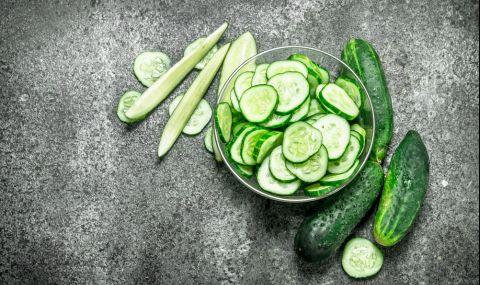 3-дневна диета с краставици ще ви стопи
