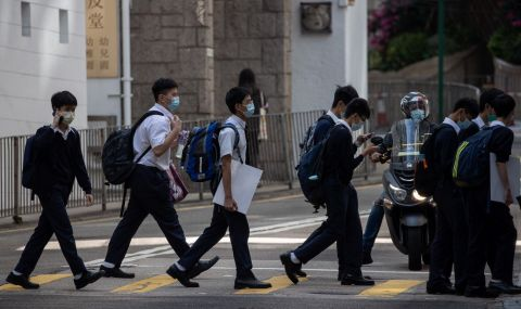 Китай с реформа в образованието