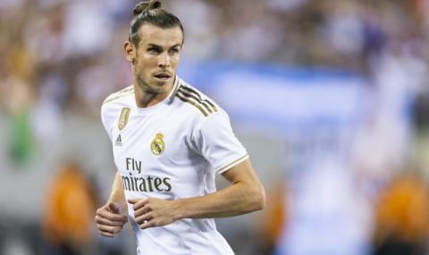Бейл не възнамерява да напуска Реал Мадрид