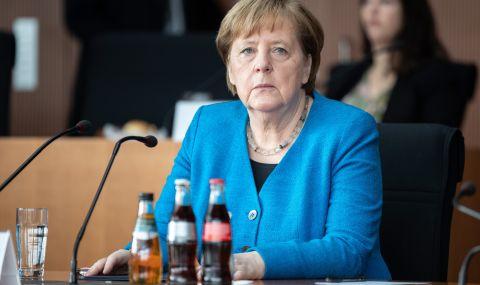 Днес разпитват Ангела Меркел
