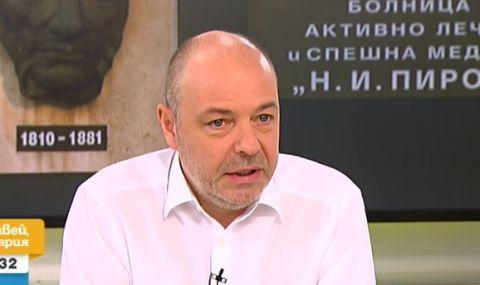 Габровски за отстраняването на Балтов: Решение без сериозни аргументи