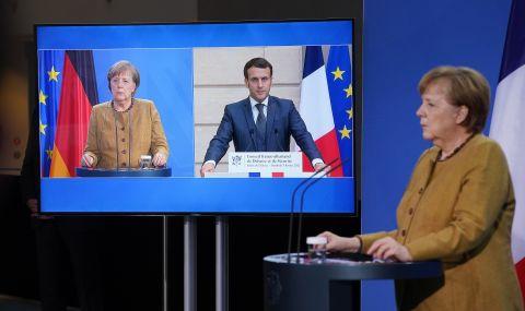 Германия и Франция готови да действат срещу Путин
