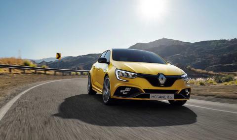 Пенсионират Renault Megane заради електромобилите?