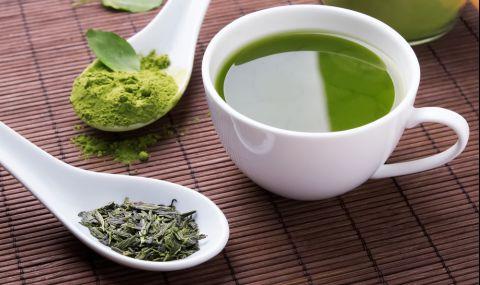 Зеленият чай е враг номер 1 на белите зъби