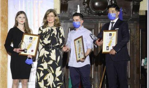 Външният министър награди най-добрите чуждестранни студенти в България