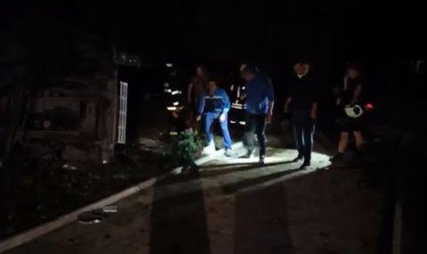 Кошмар в Айтос: Тир помете два автомобила, уби две деца и баща им - 1