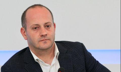 Радан Кънев: Само смяната на Борисов и ГЕРБ не стига