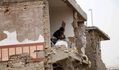 Ужасяващ атентат в Афганистан - 1