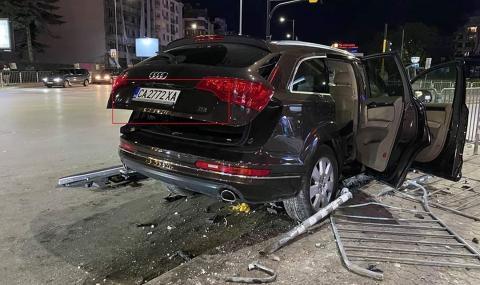 Audi-то, убило Милен Цветков, заснето да минава на червено и преди три месеца (ВИДЕО)