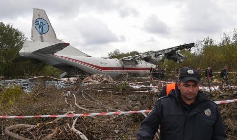 Самолет кацна твърдо в Украйна. Има жертви