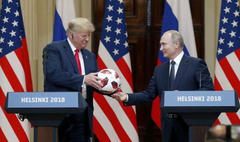Москва: Скоро САЩ ще искат и незабавно да спрем да дишаме