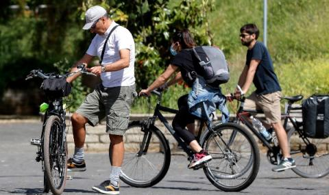 Велосипедите стават водещ транспорт в Европа