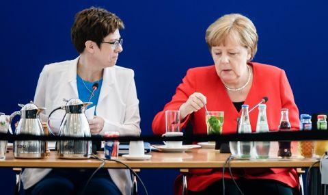 COVID влияние: Звездата на Меркел и партията ѝ залязва?