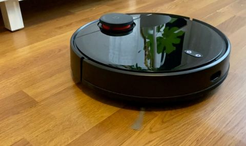 Mi Robot Vacuum Pro - нова прахосмукачка робот, нови функции!