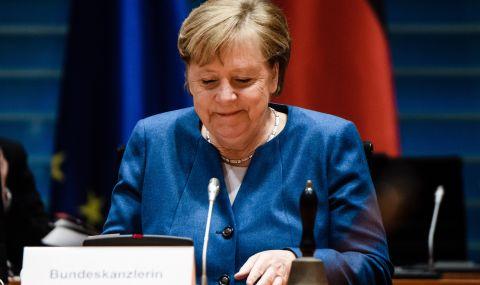Меркел: Чувствам се бясна