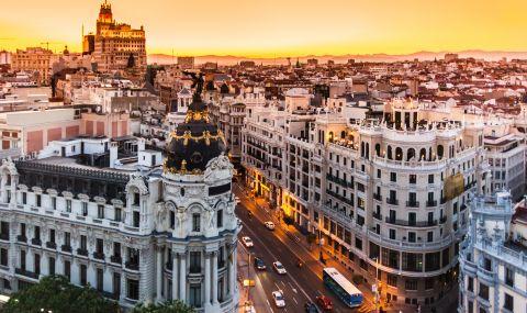 В един квартал на Мадрид - половин година без ток