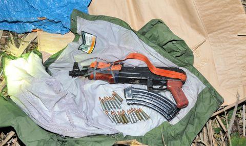 18 г. затвор за убийство с автомат в Бургас