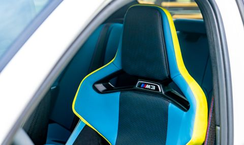 Тествахме новото BMW M4 Competition - 20
