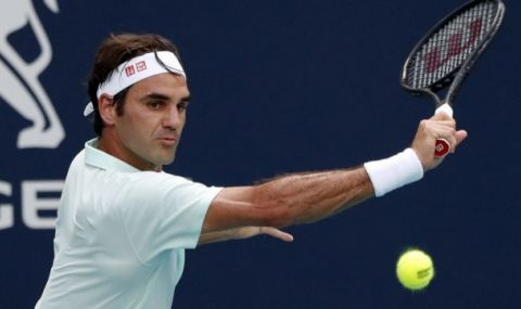 Благотворително: Федерер продава уникални лични вещи