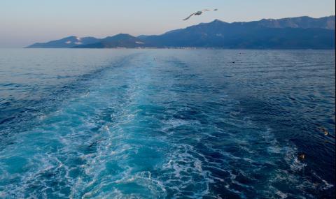 Българските туристи са отплавали от о. Тасос