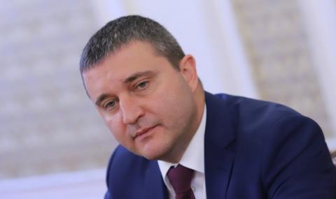 Борисов издаде тайната на министър Горанов