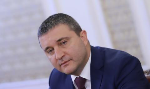 Владислав Горанов каза дали ще се качват данъците