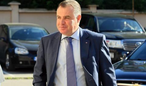 Мирослав Найденов: Твърдението, че Борисов е заплашвал някого или че яде хора е просто абсурдно