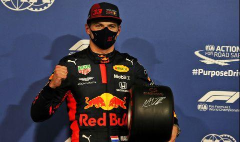 Верстапен с най-добро време в първата свободна тренировка преди Гран При на Бахрейн
