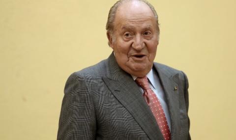 Прокуратурата проучва испанския крал
