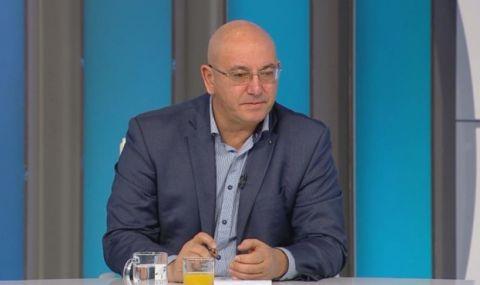 Емил Димитров към ДПС и