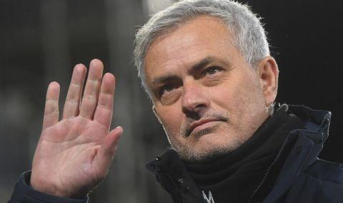 Моуриньо зарадва феновете си след шокиращото уволнение от Тотнъм