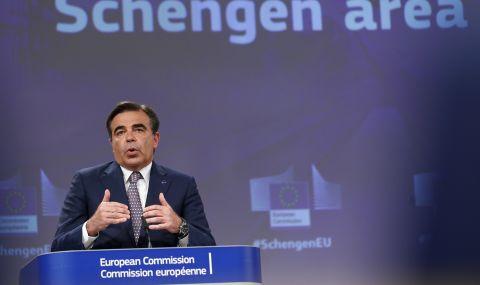 ЕК препоръчва България да влезе в Шенген