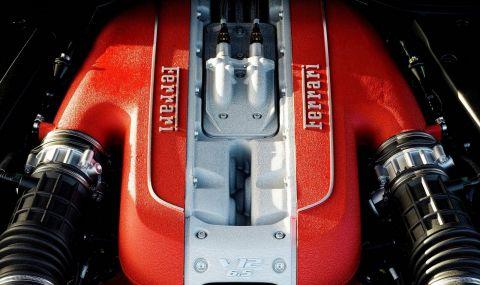 Ferrari спира атмосферните V12 - 1